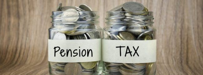 pension tax
